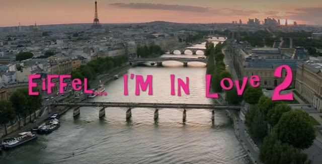 review Film Eiffel, I'm in Love 2