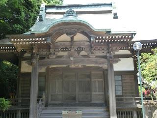法源寺稲荷堂
