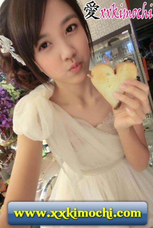 8 Foto Model Seksi dan Cantik Asal China Bernama Yiu Yiu