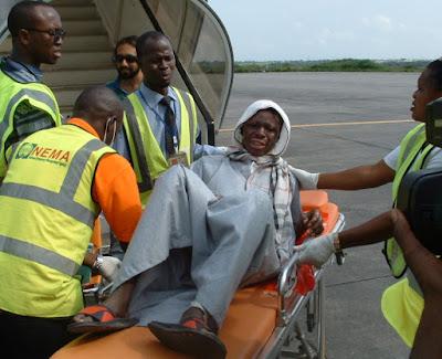 nigerian crippled libya detention camp
