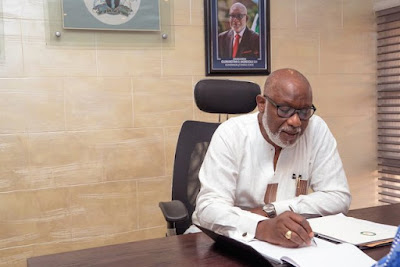 Ondo: Committee to pay salary arrears inaugurated