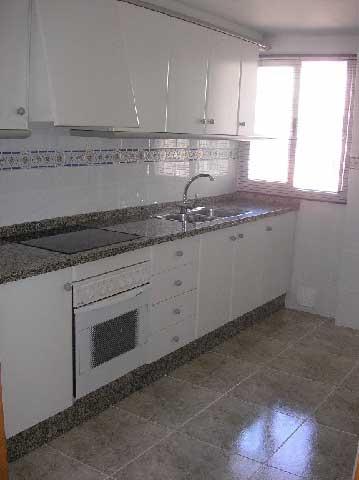 piso en venta gran via castellon cocina