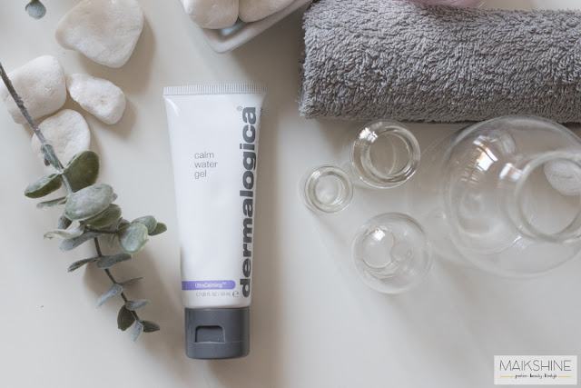Review Calm Water Gel de Dermalogica
