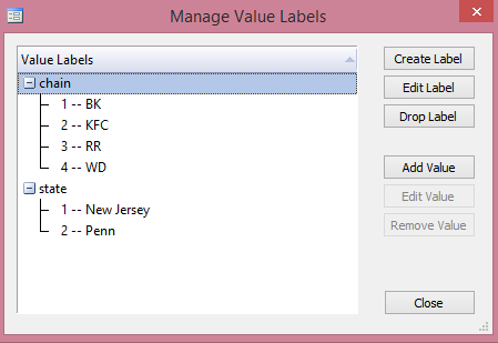 Creating Value Labels for Categorical Variables from http://cruncheconometrix.com.ng