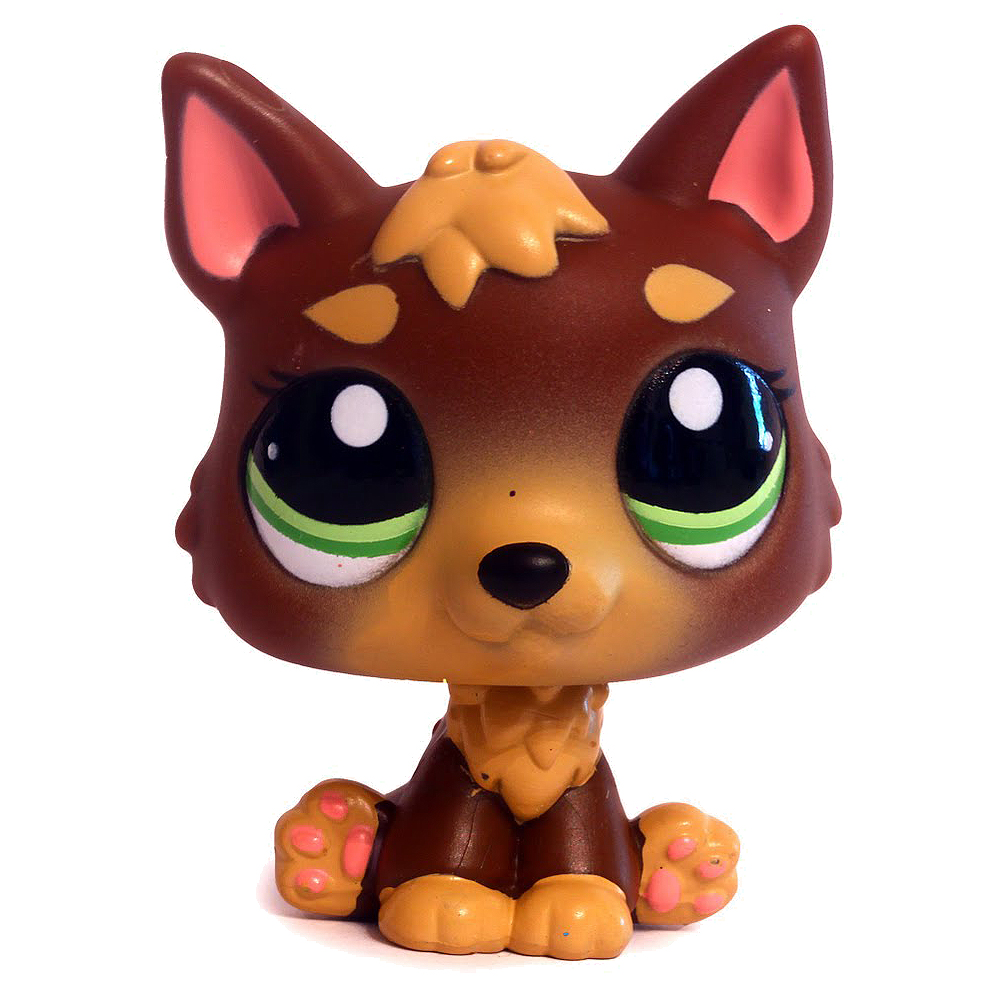 Littlest Pet Shop Multi Pack German Shepherd (#2137) Pet ...
