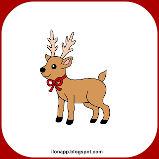 Christmas flashcards bingo memory I spy