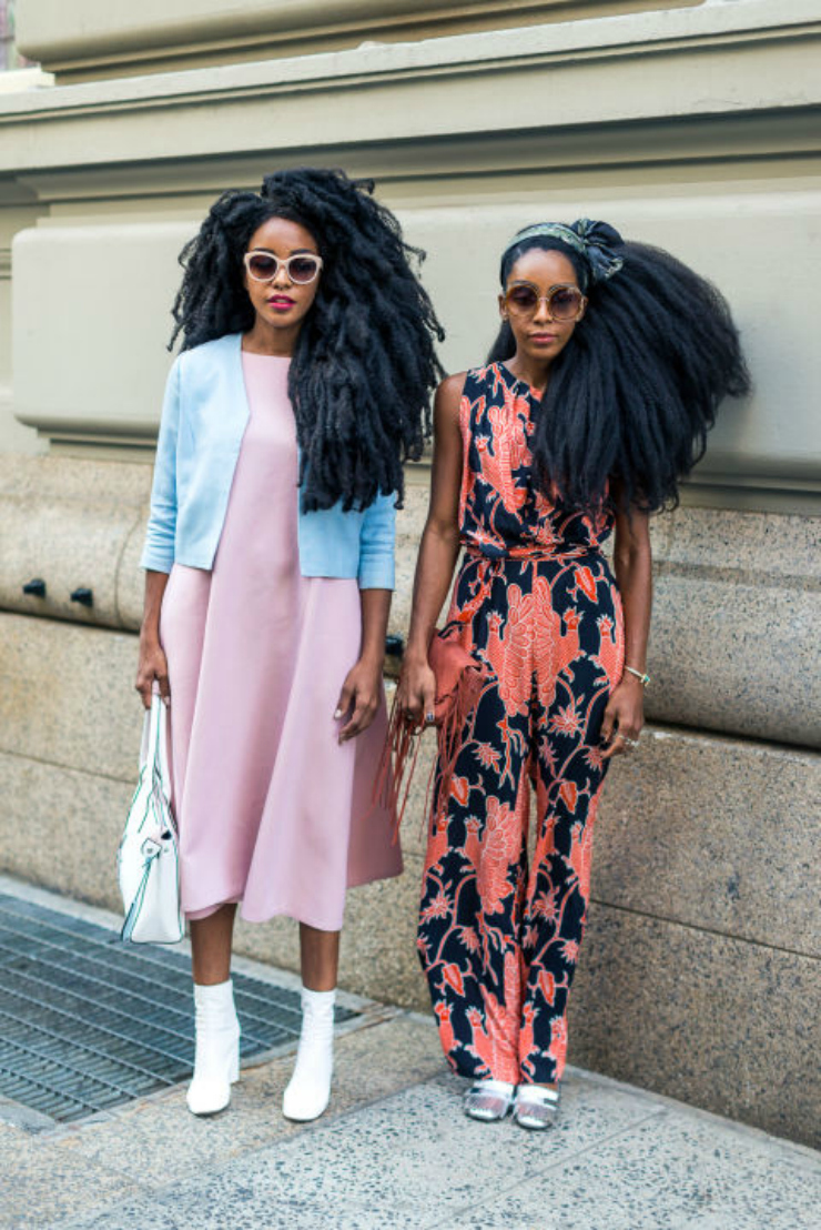 twinning fashion / Tumblr blog inspirations