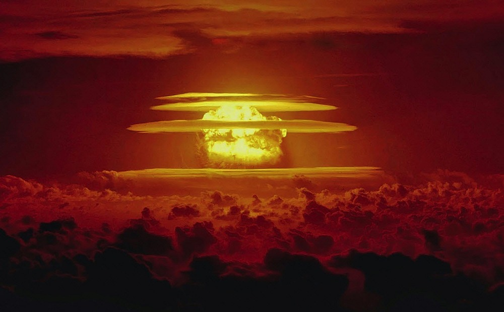 The Castle Bravo nuclear test