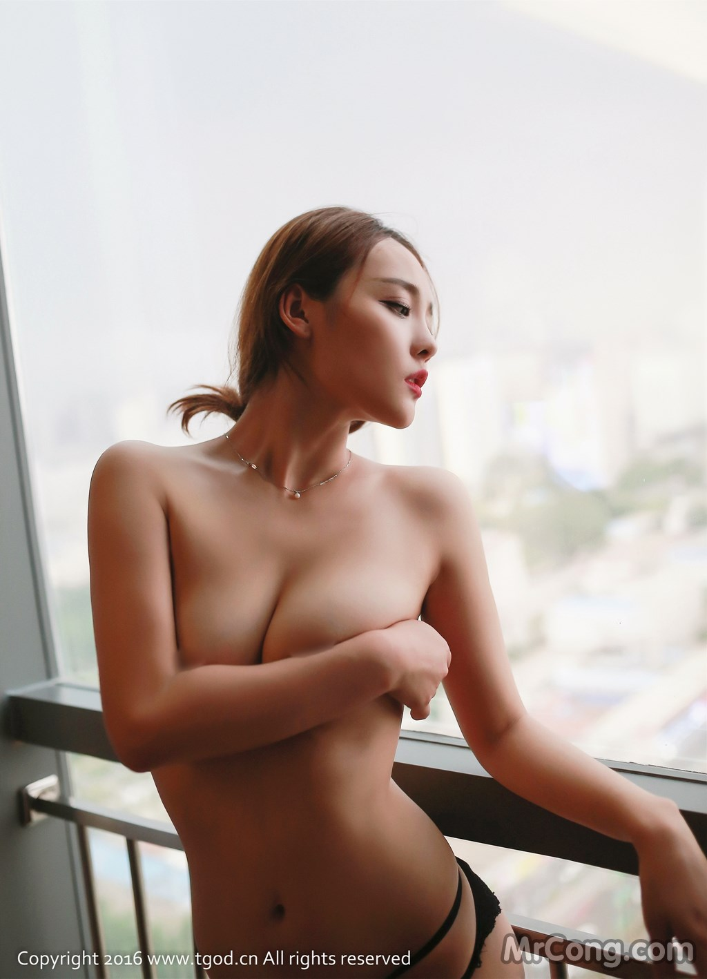 Image MrCong.com-TGOD-2016-07-22-Zhan-Ni-Hua-027 in post TGOD 2016-07-22: Người mẫu Zhan Ni Hua (珍妮花) (40 ảnh)