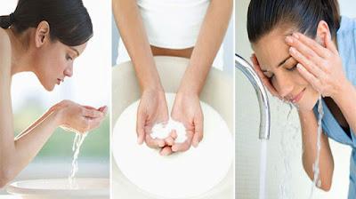 bạn hãy rửa mặt bằng sữa tươi để loại bỏ vết thâm hiệu quả