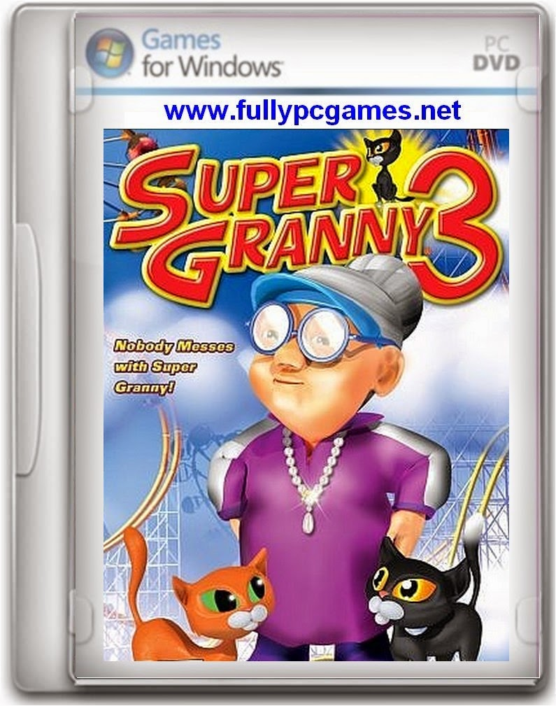 Super Granny Full Version Free 85