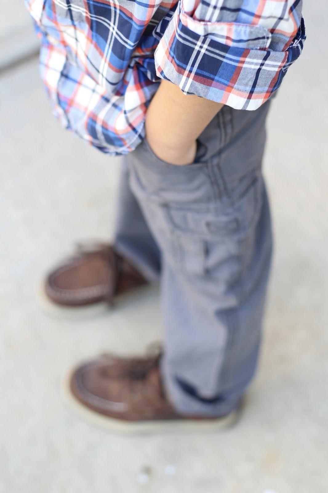 Kohl's Carters Back to School, preppy boy style