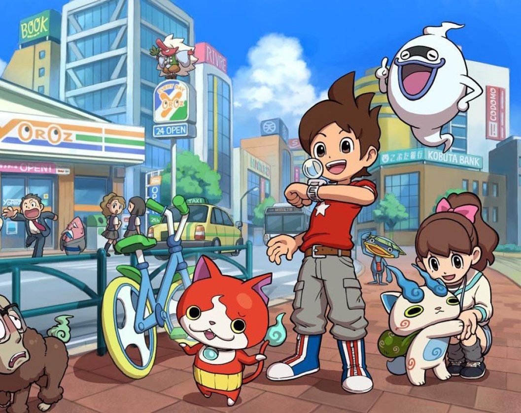 Review Yo Kai Watch 2 Nintendo 3ds Digitally Downloaded