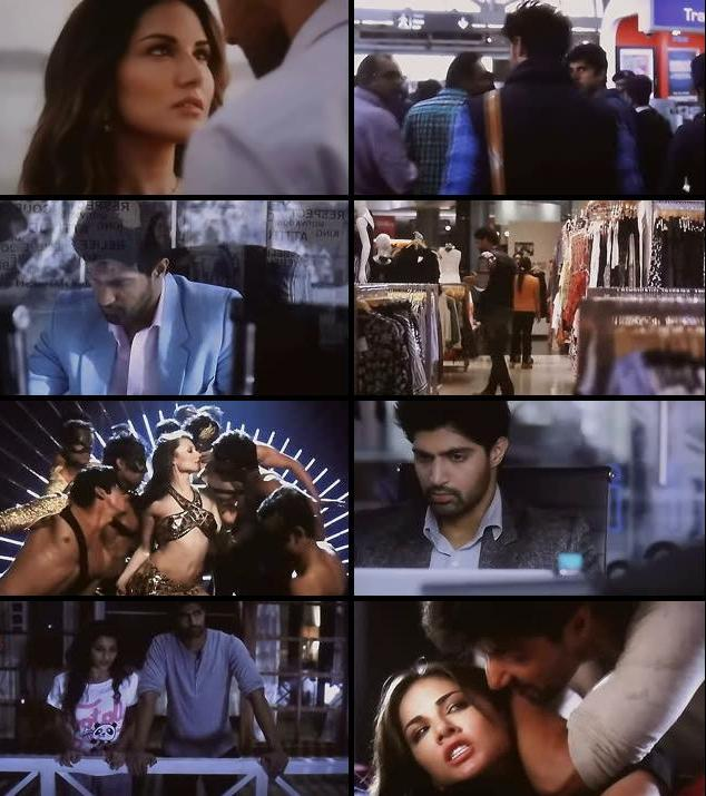 One Night Stand 2016 Hindi 720p DVDScr