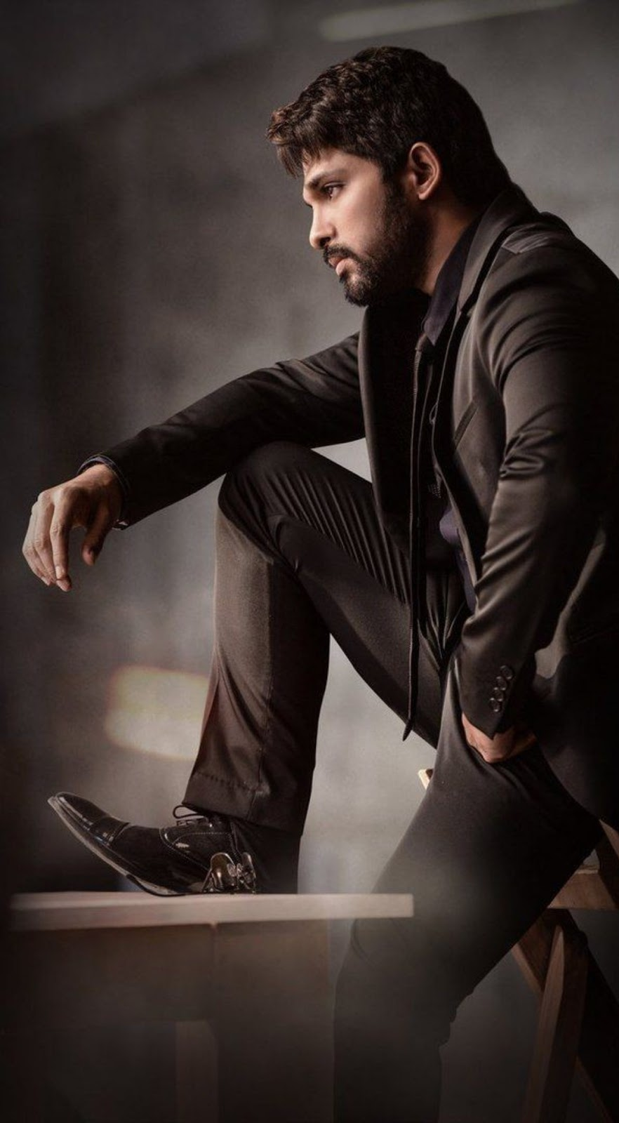 allu arjun mobile hd wallpaper - full hd wallpapers