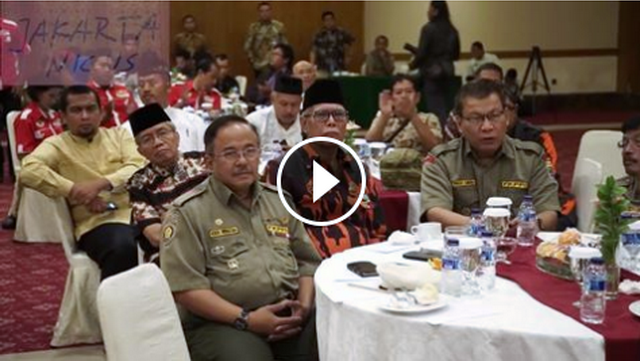 Video Menhan: Saya Ingatkan, Saya Tidak Provokasi, Komunis Sudah Bangkit, Ini Bahaya!