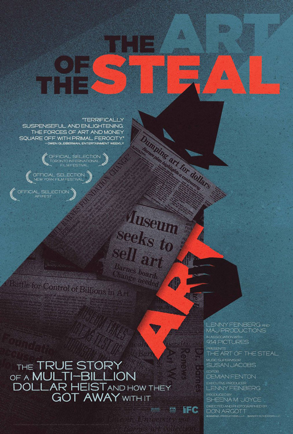 the-art-of-the-steal-creative-movie-poster-design