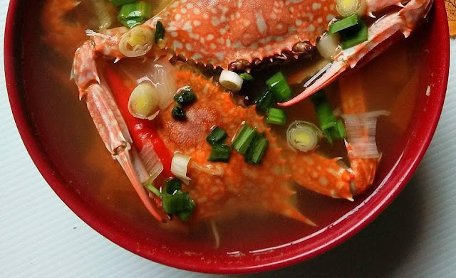 Resep Soup Kepiting Ala Rumahan