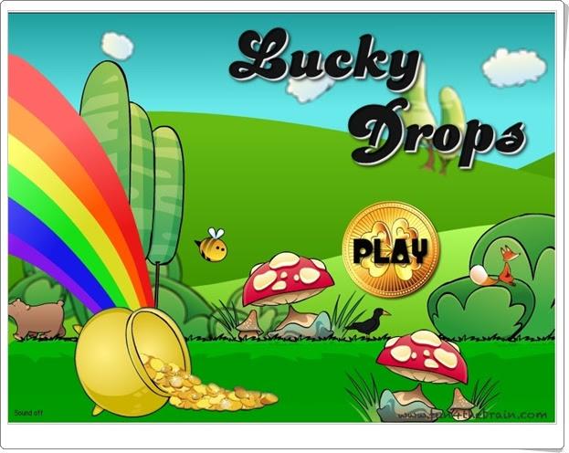"""""""Lucky Drops"""" (Juego de Orden de Operaciones Matemáticas)"""