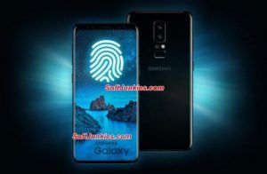 Samsung Galaxy S9 With A Fingerprint Reader Built Into The Screen?