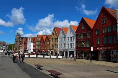 De norte a sur en 7 días. Tromsø - Bergen en autocaravana (Noruega)