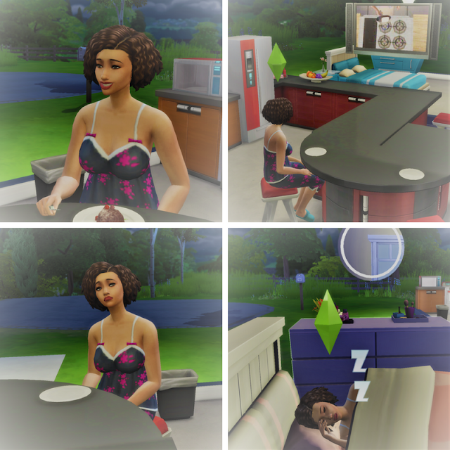 O Início do Legado Bia Shaina - Cap. 1, the sims 4