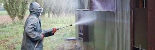 Ventajas de los desciegues con agua a presión