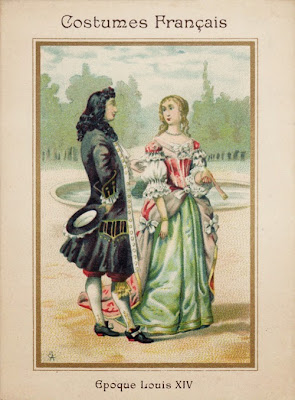Resultado de imagen para vêtements epoque du roi Louis XIV