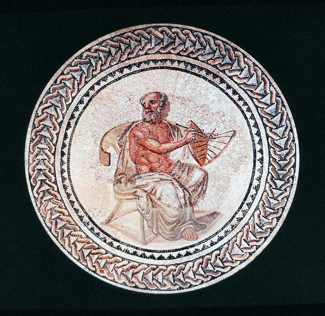 Anaximandre est un modulateur dans Latium, mais un authentique philosophe grec