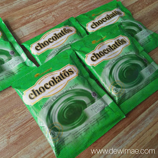 Review Chocolatos Rasa Matcha Latte