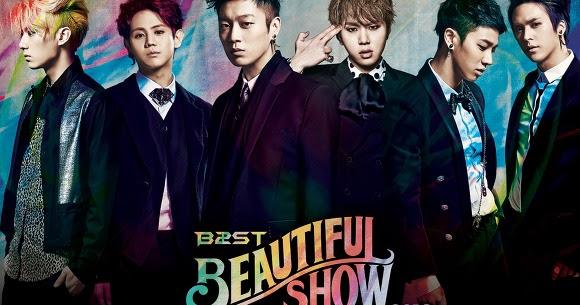 點點滴滴: 2013 Beautiful Show in Seoul (6/4完售)