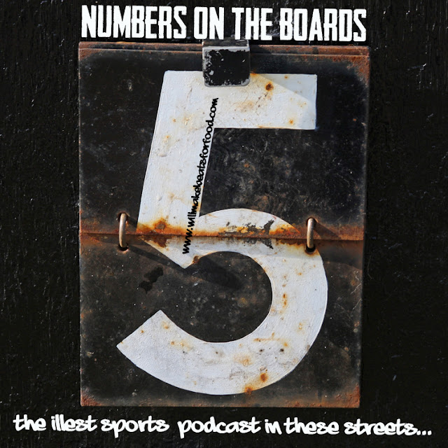 Numbers On The Boards Podcast: Boogie Nights & Laker Days & Why All Star Weekend Is A F*%king Joke