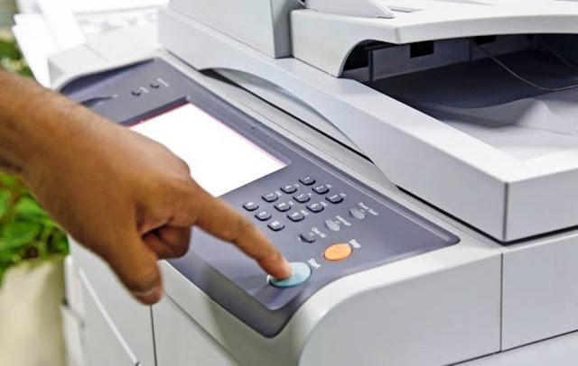 mesin fotocopy
