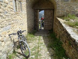 Entrada en Muro de Roda