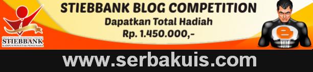 Kontes Blog Bisnis Impian Berhadiah Uang Tunai Total Jutaan Rupiah