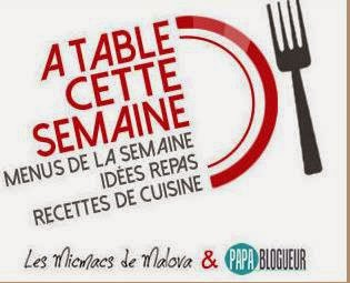 A Table Cette Semaine