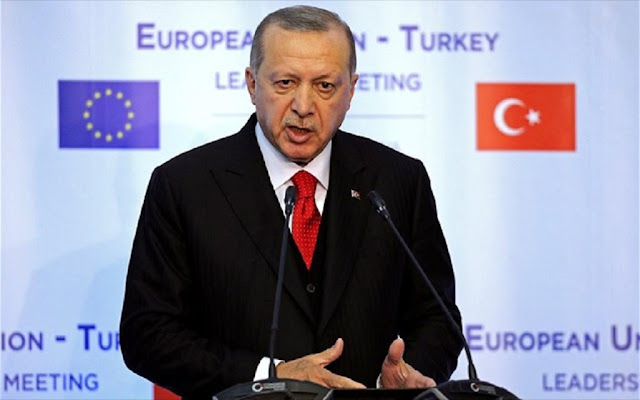 Ο Ερντογάν έκανε μήνυση για... δυσφήμιση στον Ιντζέ