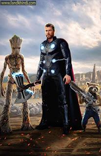 50+ Images Thor marvel avengers endgame wallpaper for mobile Download