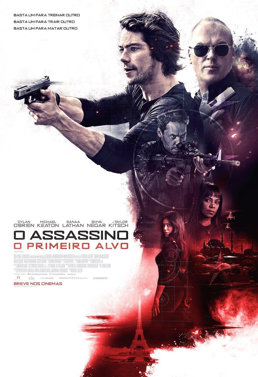 Capa do Filme O Assassino O Primeiro Alvo