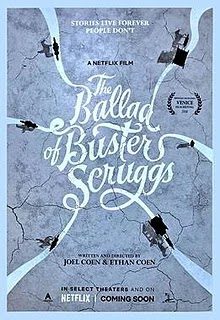 Review – A Balada de Buster Scruggs