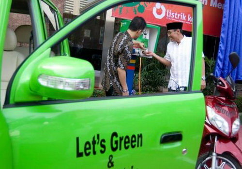 Tinuku Indonesia setup tax discounts on electric car industry