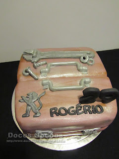 bolo caixa ferramentas