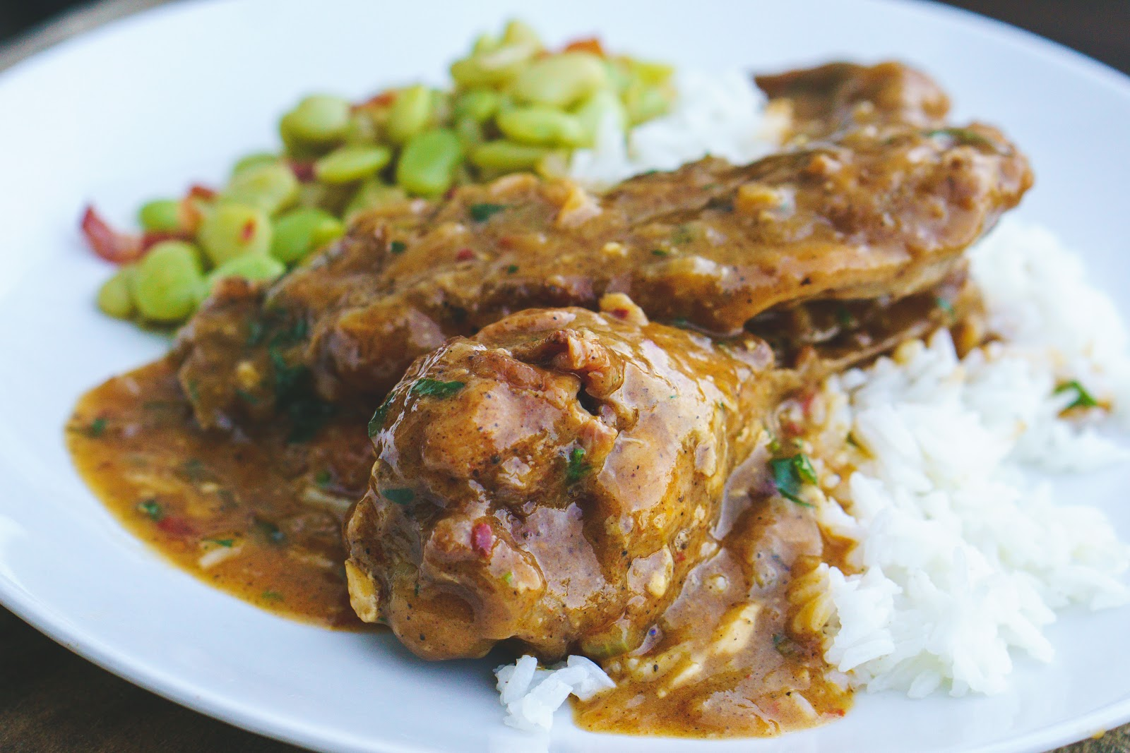 Smothered turkey wings the kitchenista diaries if i could do thanksgiving dinner all over again smothered turkey wings would be on my menu forget about the whole bird just give me a plate of turkey forumfinder Image collections