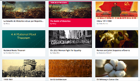 3 very good timeline creation tools to use on chromebooks