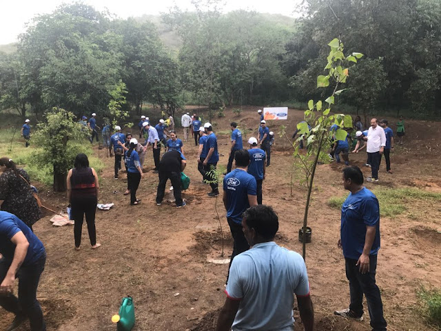 Ford India announces September as Global Caring Month