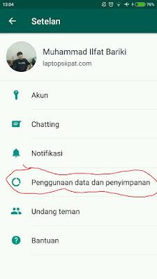Cara Mengetahui (kepoin) Siapa yang Sering Dihubungi Pacar Kamu di WhatsApp