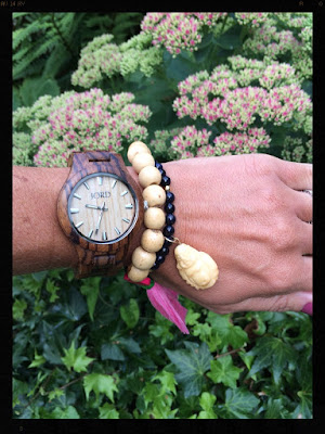 My Midlife Fashion, Jord Watches Fieldcrest zebrawood and maple