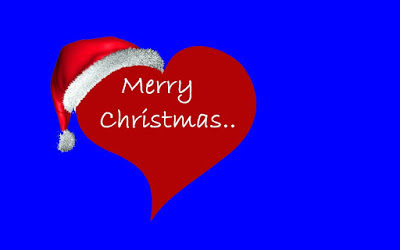 Short christmas message hd image