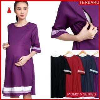 MOM215D13 Dress Hamil Menyusui Modis Cara Dresshamil Ibu Hamil