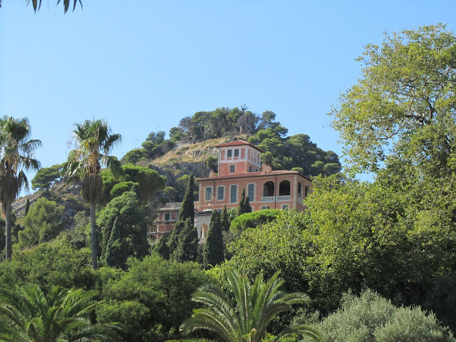 Villa Hanbury Vista dal Basso